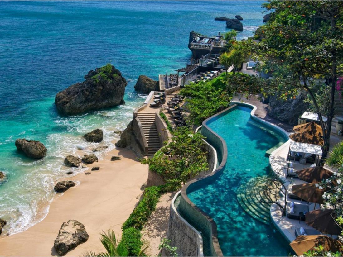 巴厘岛巴厘岛阿雅娜水疗度假酒店