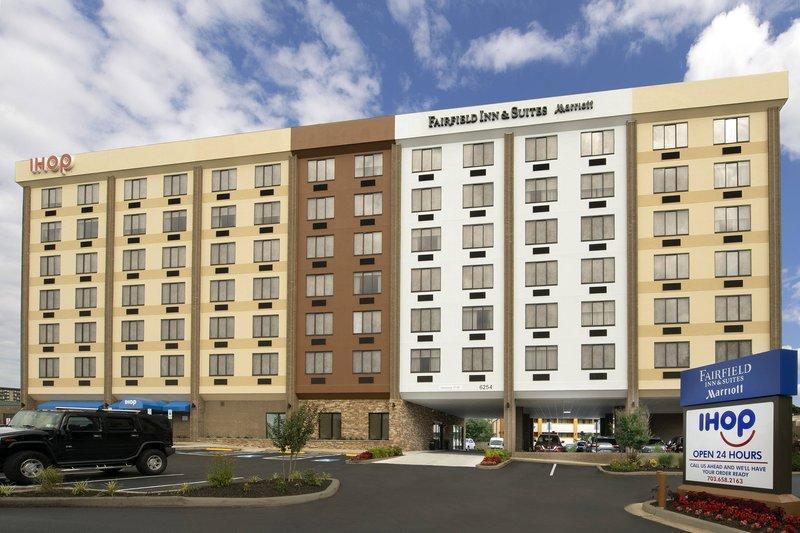 Fairfield Inn & Suites Alexandria West - Mark Center, Alexandria