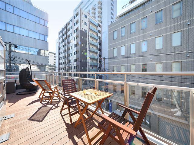 MAYUDAMA CABIN, Yokohama