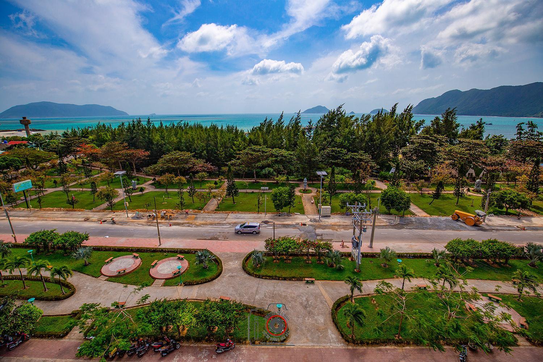 Con Son Blue Sea Hotel, Côn Đảo