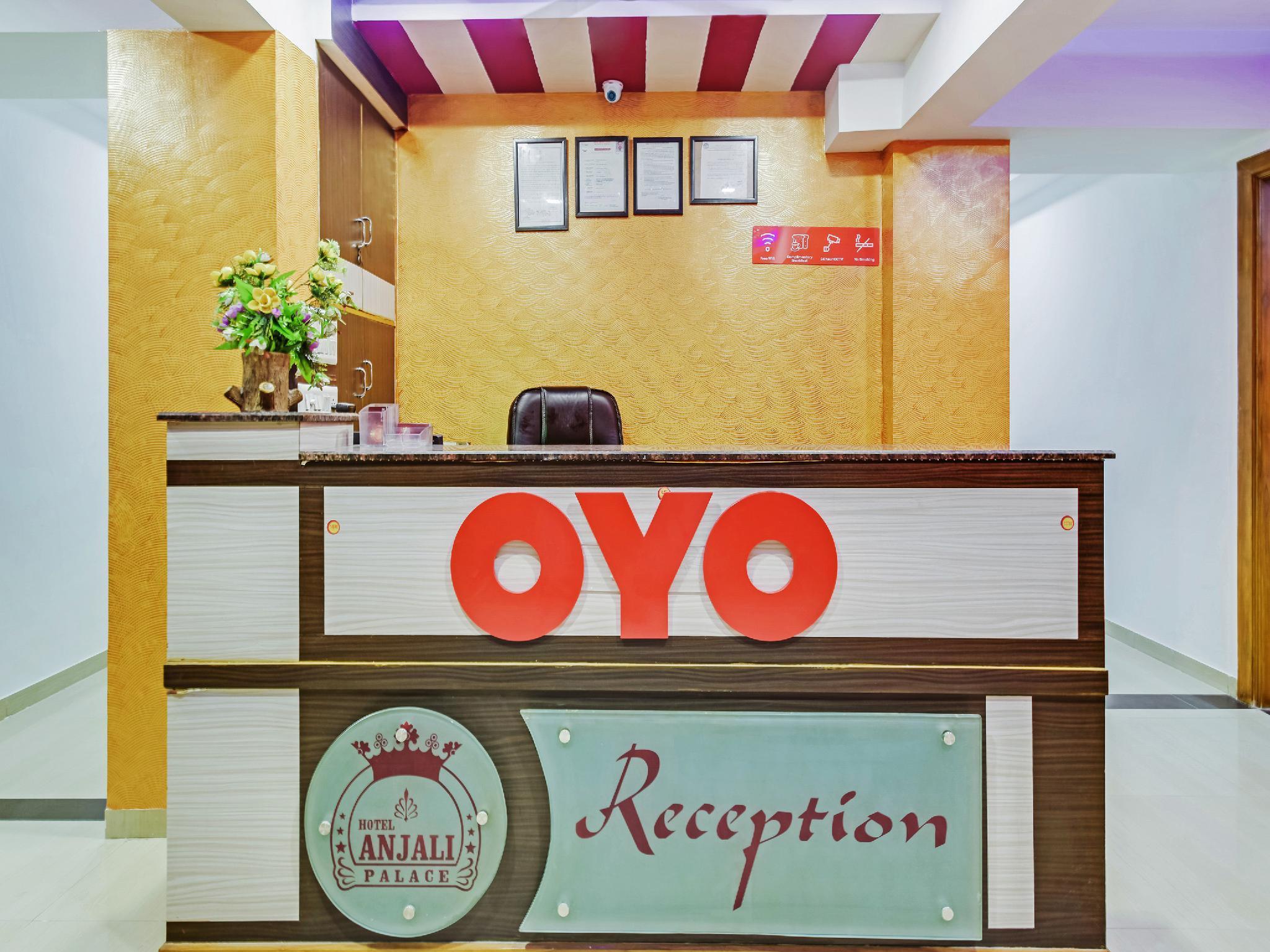OYO 26636 Hotel Anjali Palace, Gandhinagar