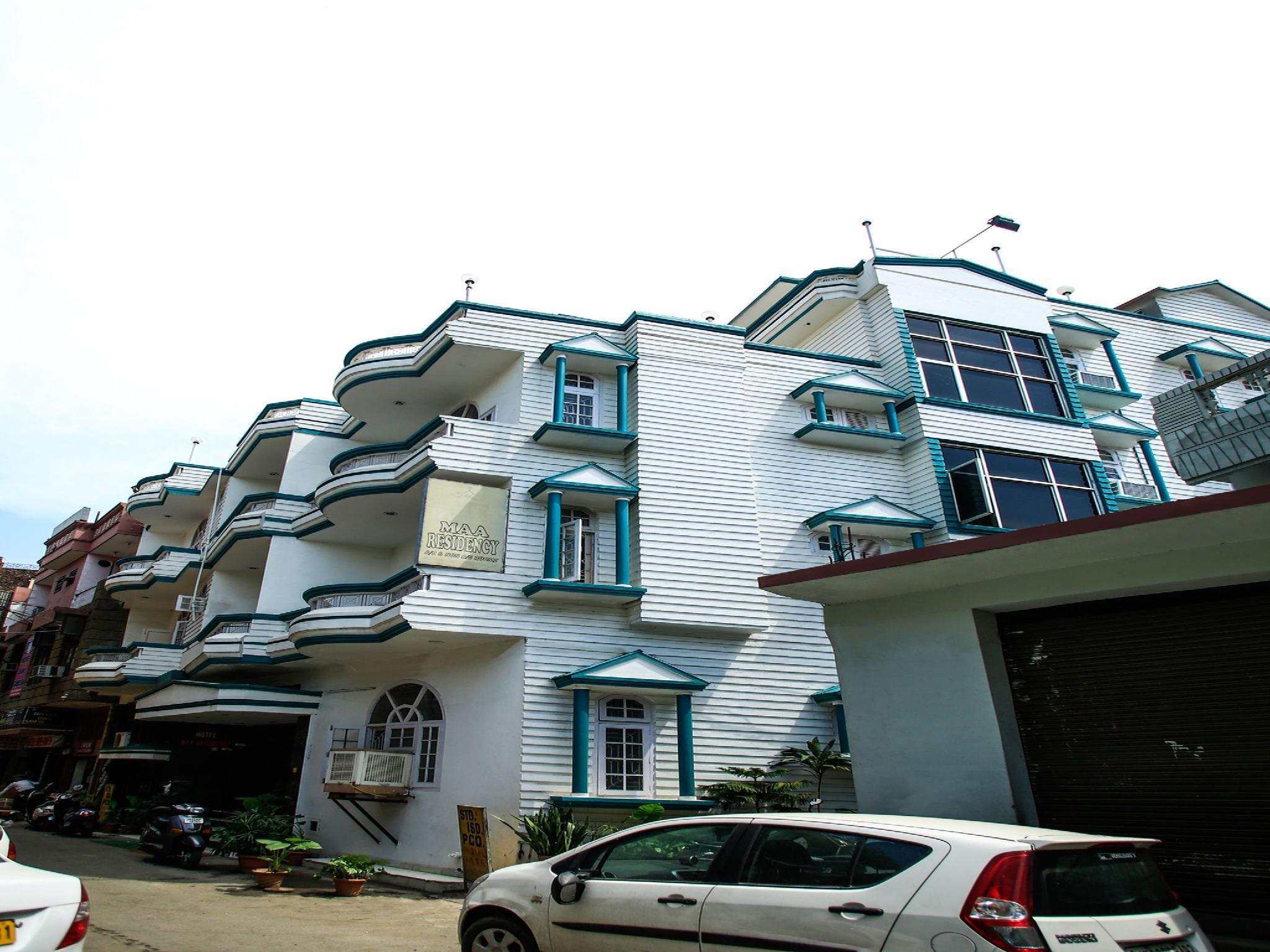 OYO 12841 Hotel Maa Residency, Jammu