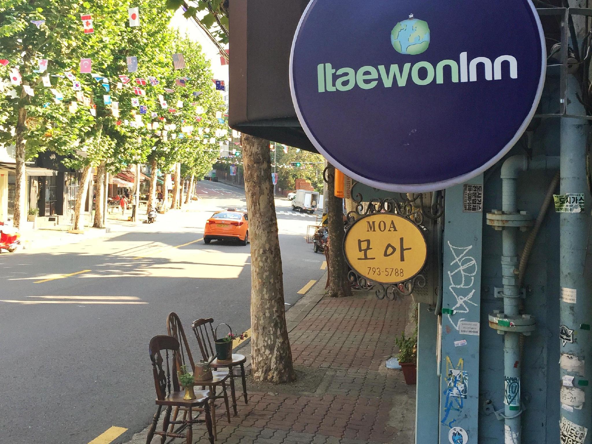 Itaewon Inn,Yongsan