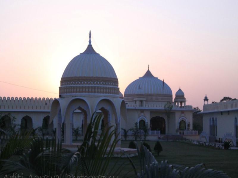 Hotel Raj Mahal The Palace, Tikamgarh