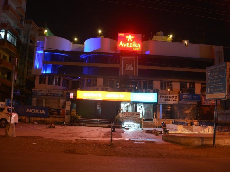Shree Avezika Comfort Hotel, Bhavnagar