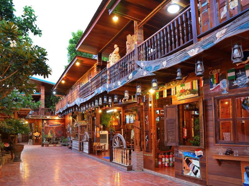 Klongsaunplu Resort, Phra Nakhon Si Ayutthaya