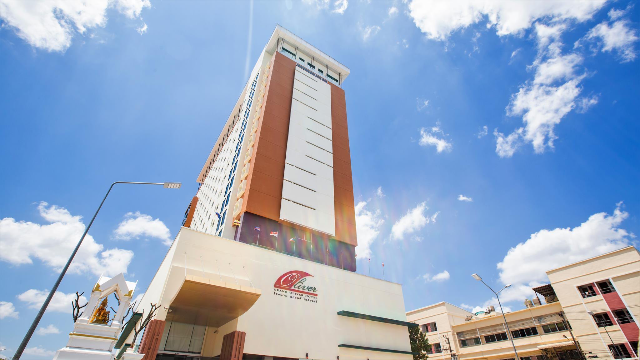 Grand Oliver Hotel Danok, Sadao