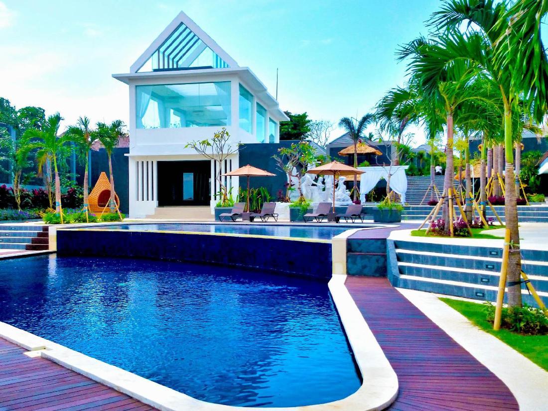 巴厘岛巴厘岛七天使别墅