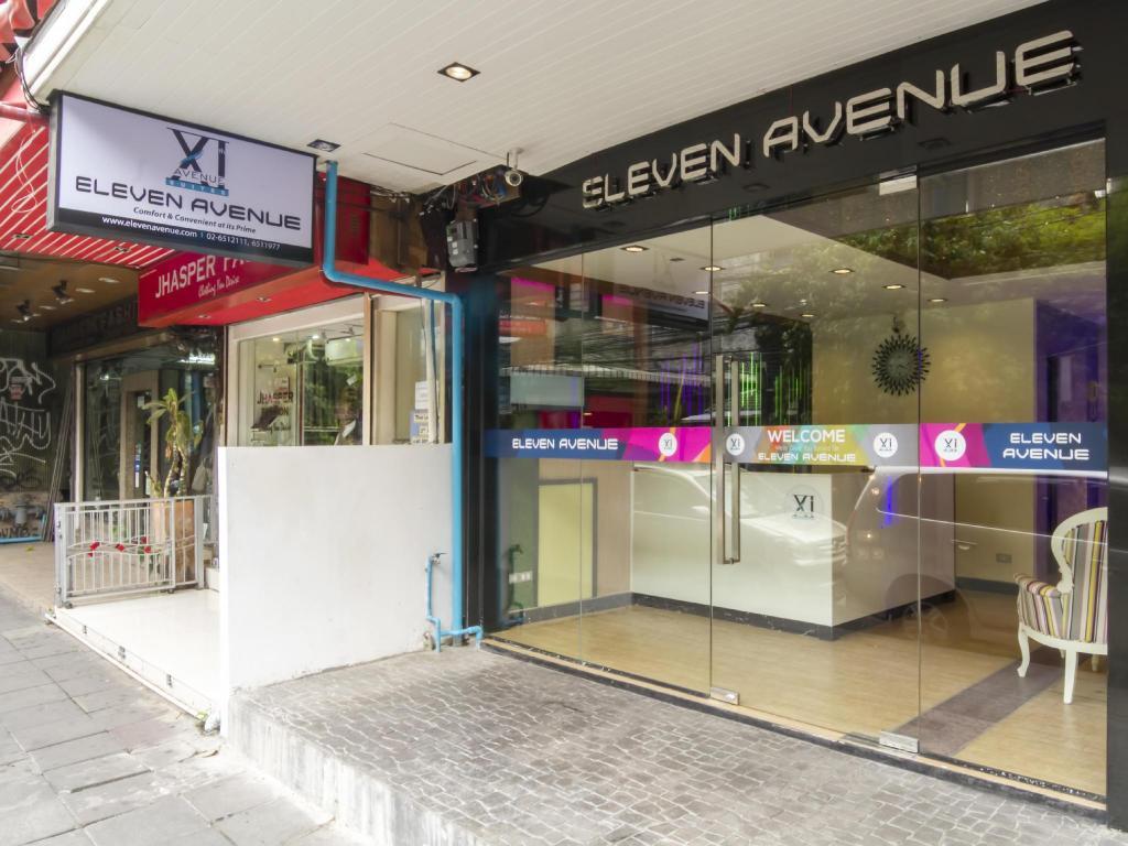 Eleven Avenue Suites7