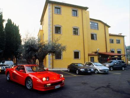 Hotel Antica Colonia Frascati