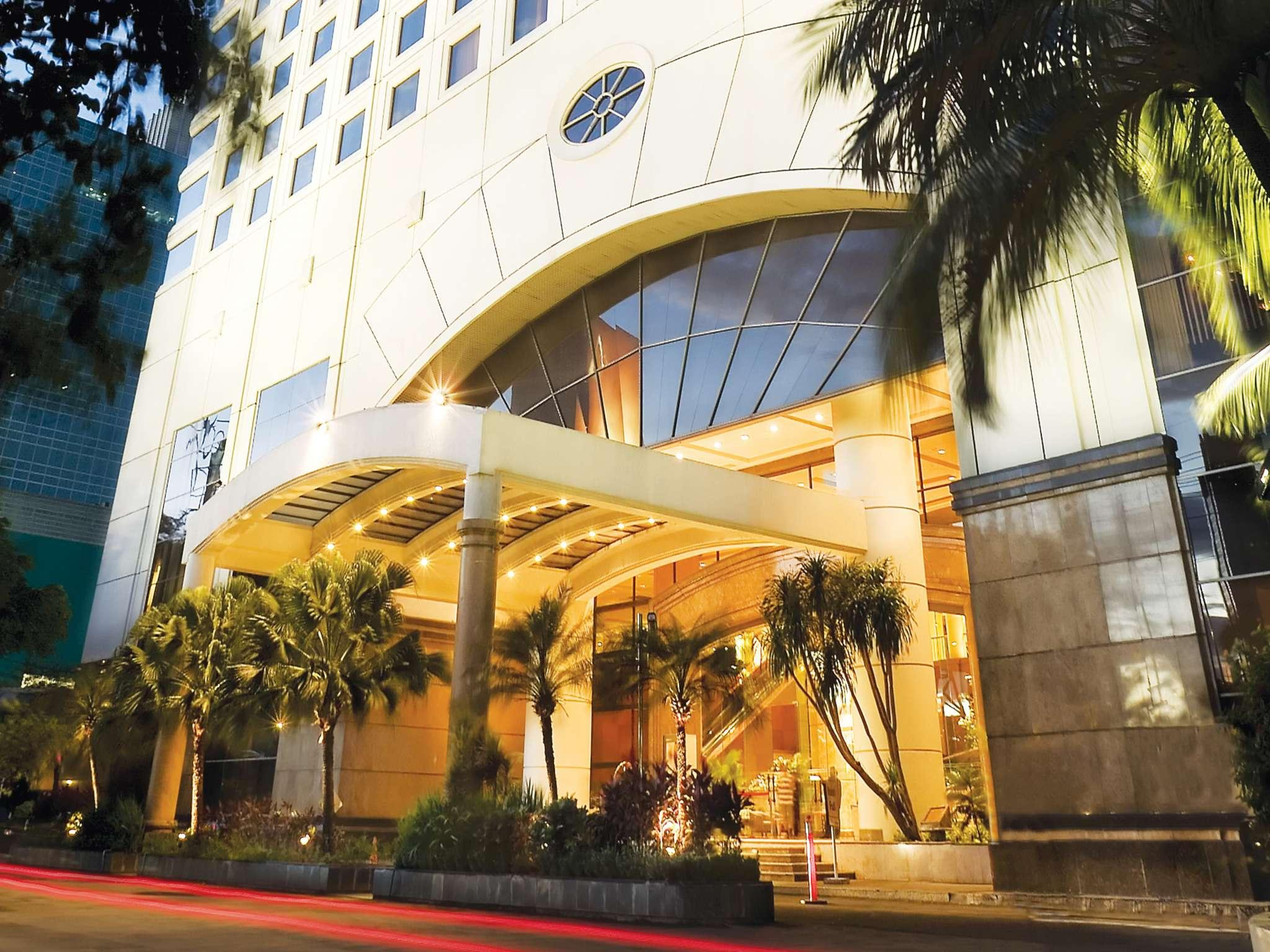 Crowne Plaza Jakarta Hotel, Jakarta Selatan