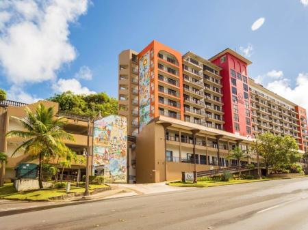 Bayview Hotel Guam   關島杜夢灣照片