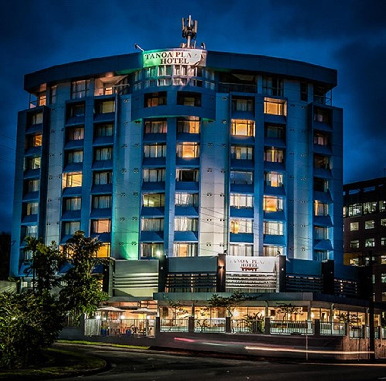 Tanoa Plaza Hotel, Rewa