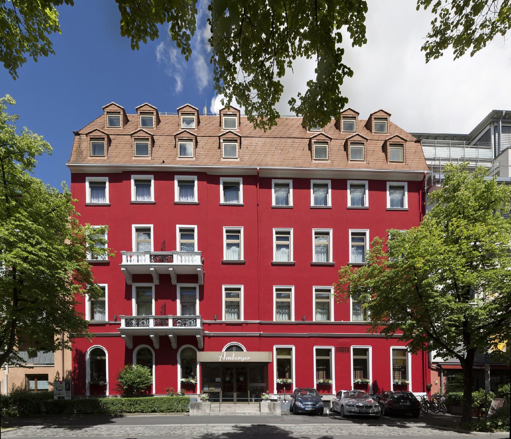 TOP Hotel Amberger, Würzburg