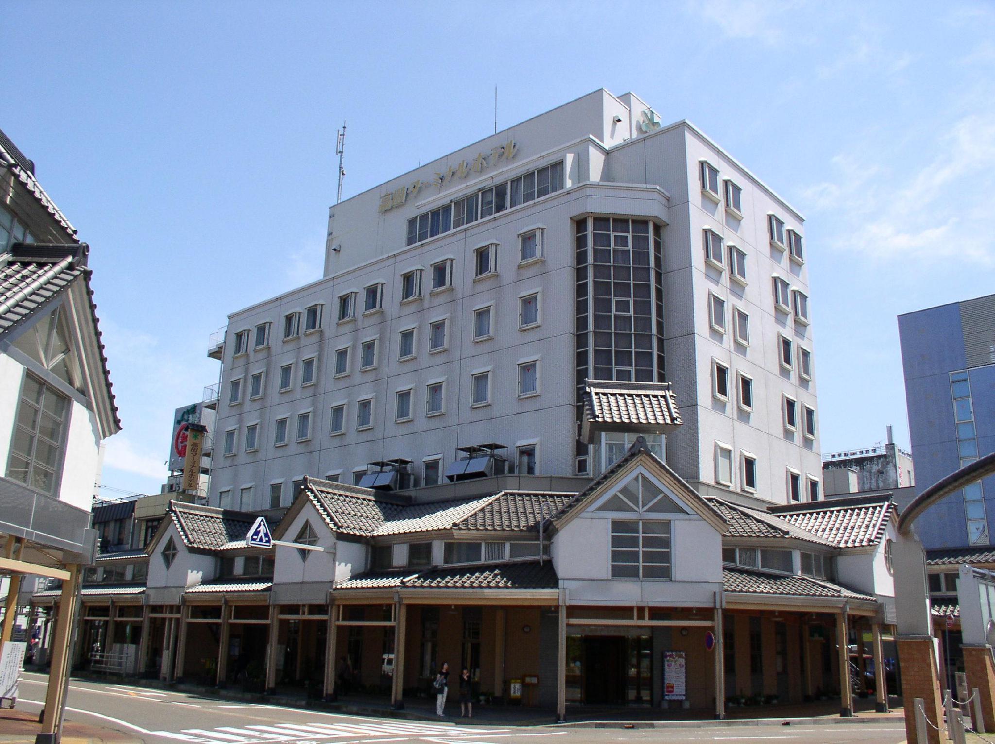 Takada Terminal Hotel, Jōetsu