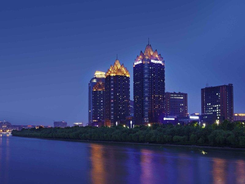 鄭州美豪諾富特酒店