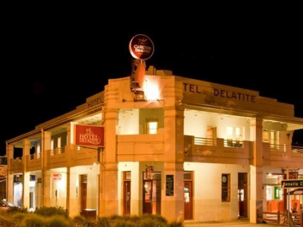 The Delatite Hotel, Mansfield