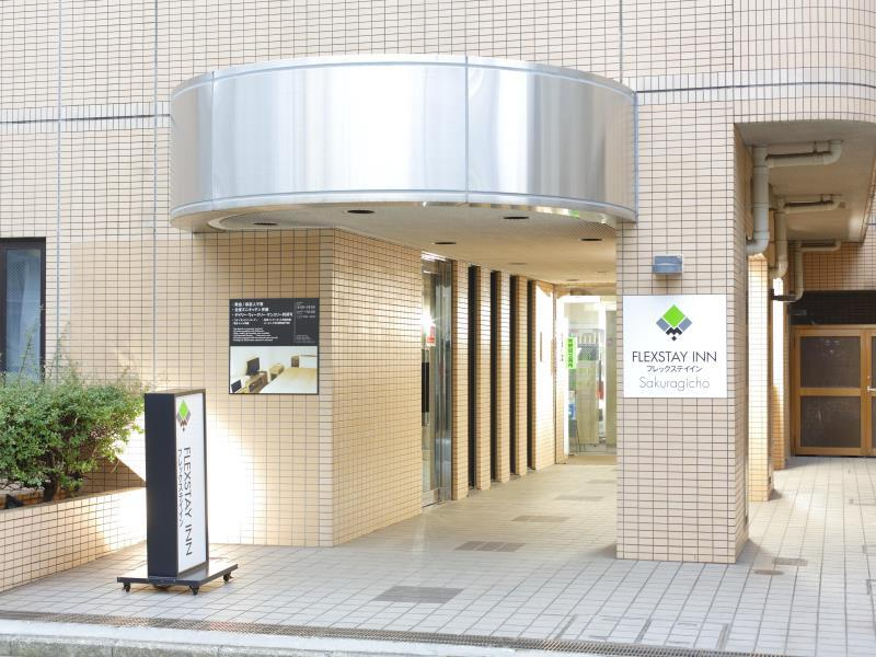 FLEXSTAY INN Sakuragicho, Yokohama