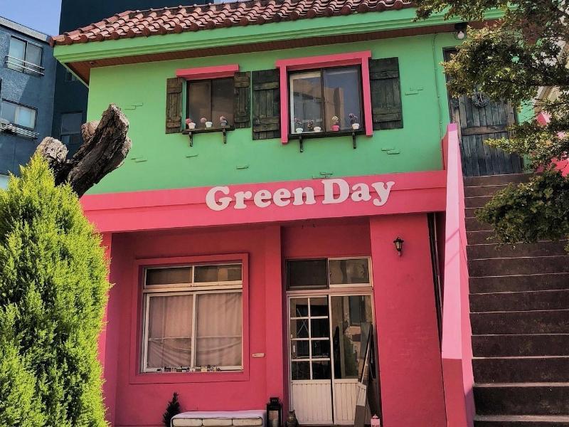 Greenday民宿