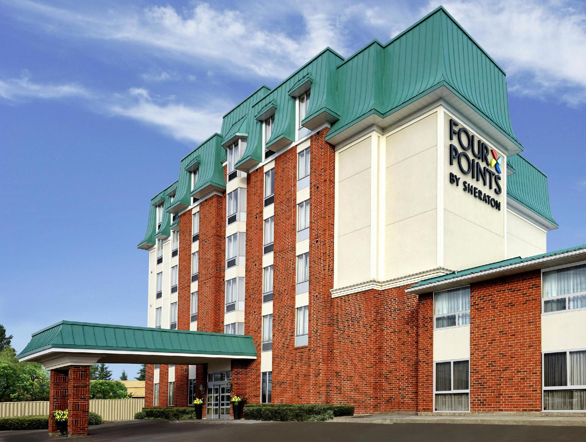 Four Points by Sheraton Waterloo Kitchener Hotel and Suites, Waterloo