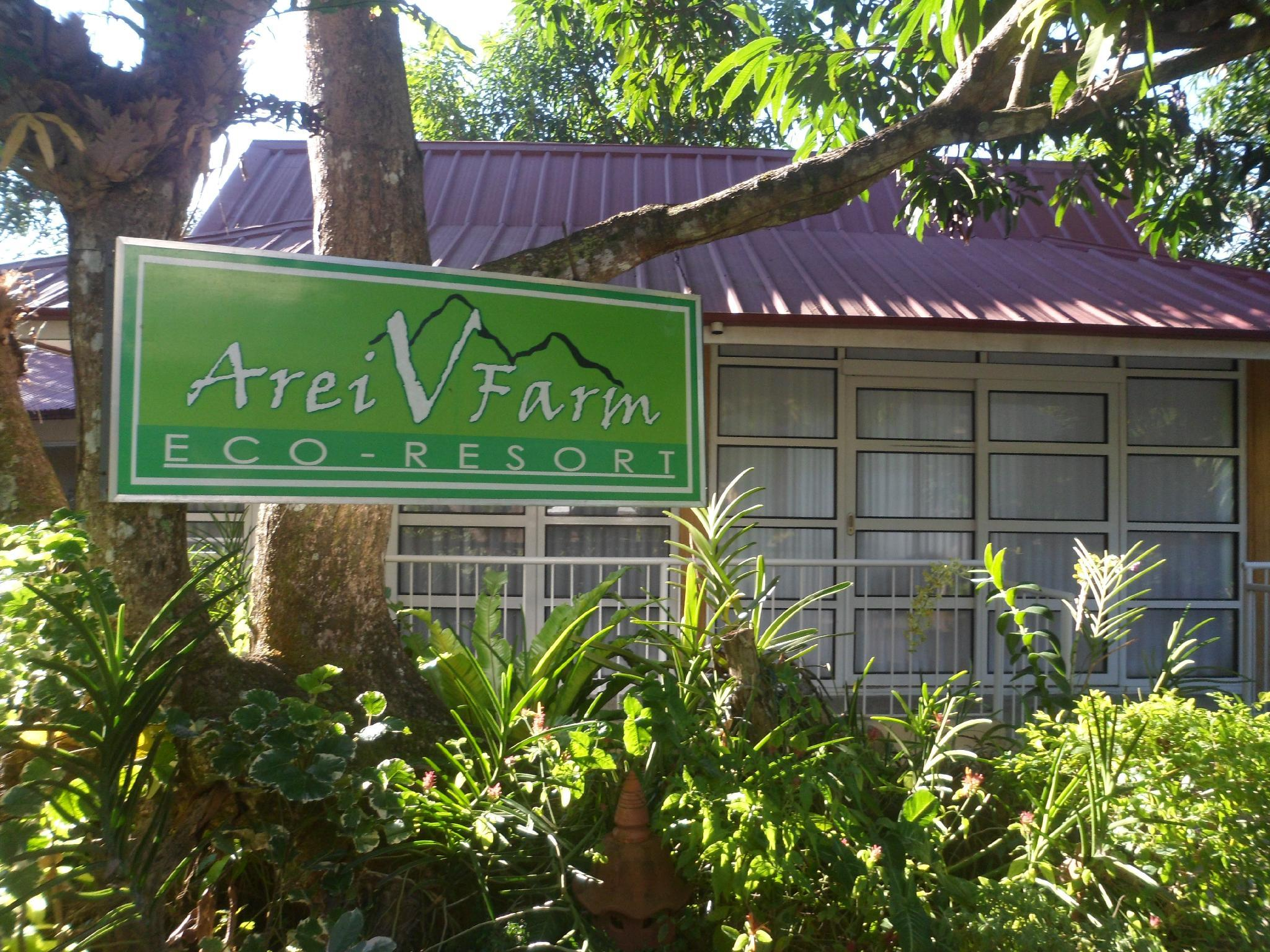 Areiv Farm Eco Resort, Bauang
