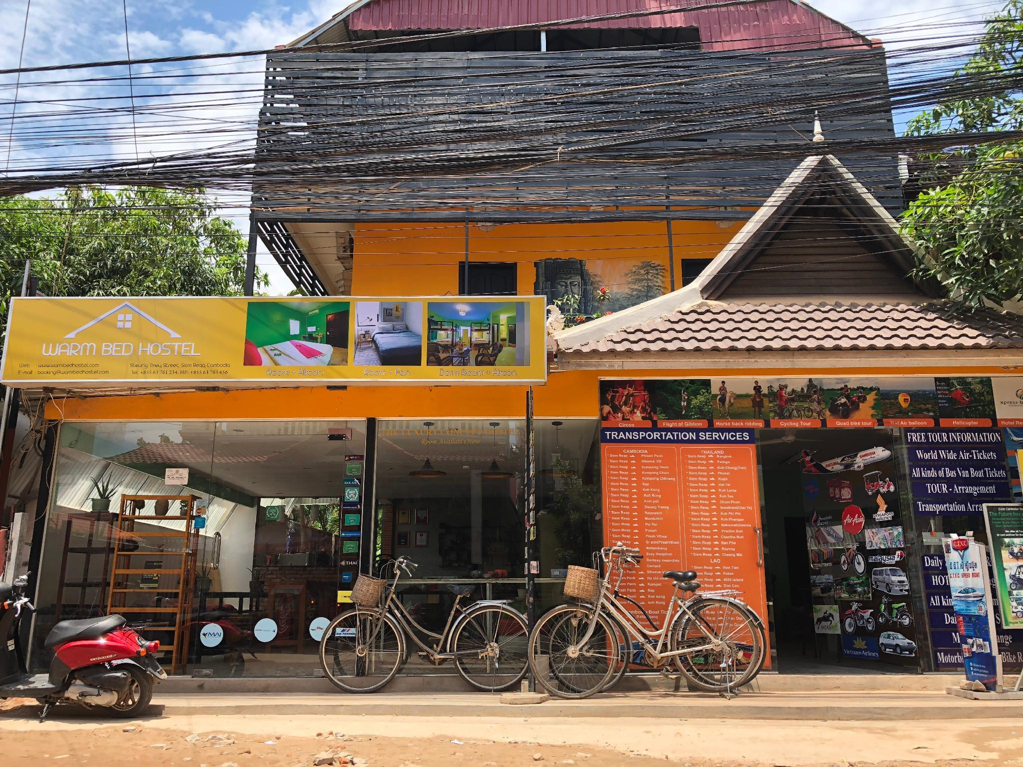 Warm Bed Hostel - Siem Reap, Siem Reab