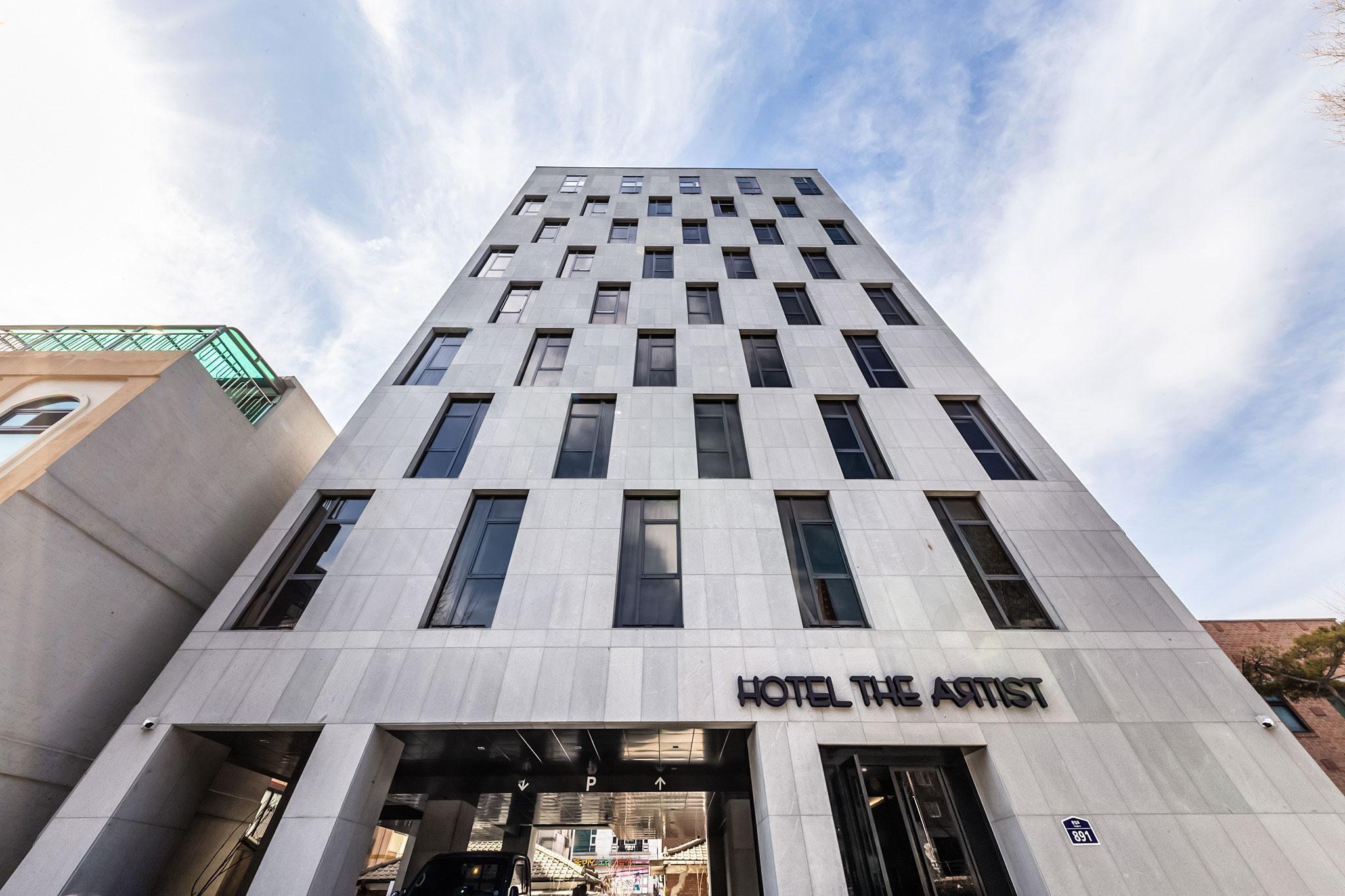 Hotel The Artist Yeonsinnae, Eun-pyeong