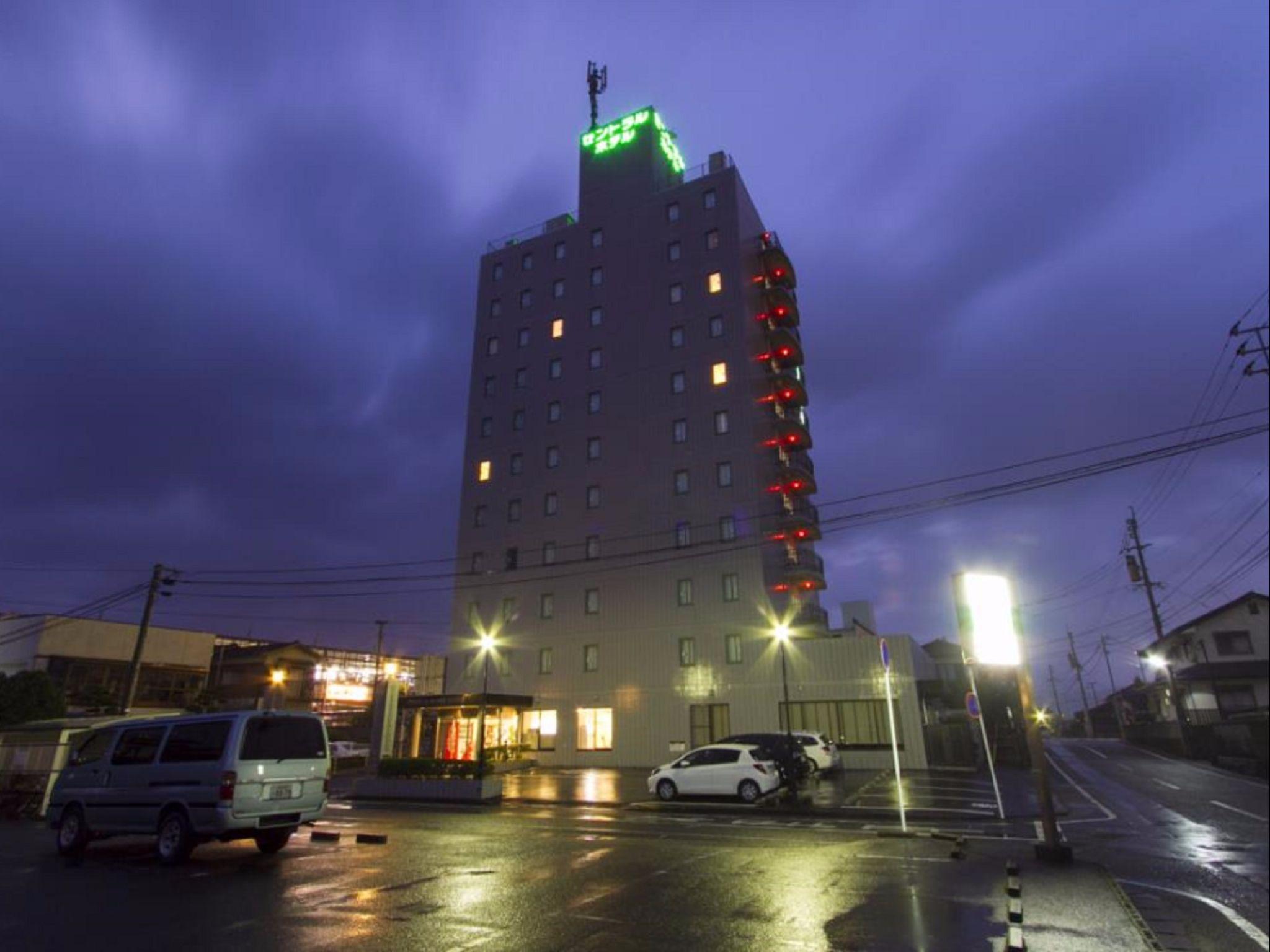 Central Hotel Takeo, Takeo