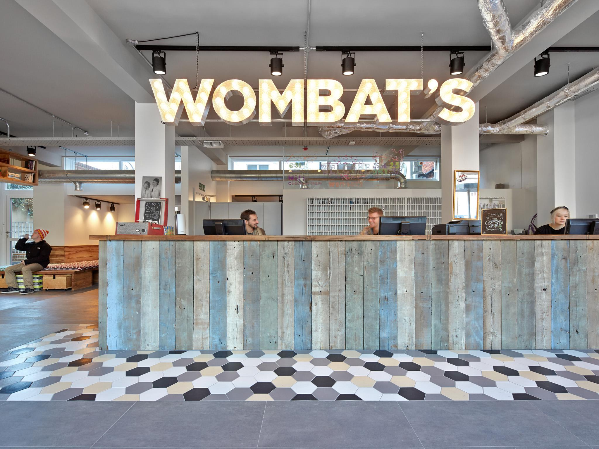 Wombats City Hostel London, London