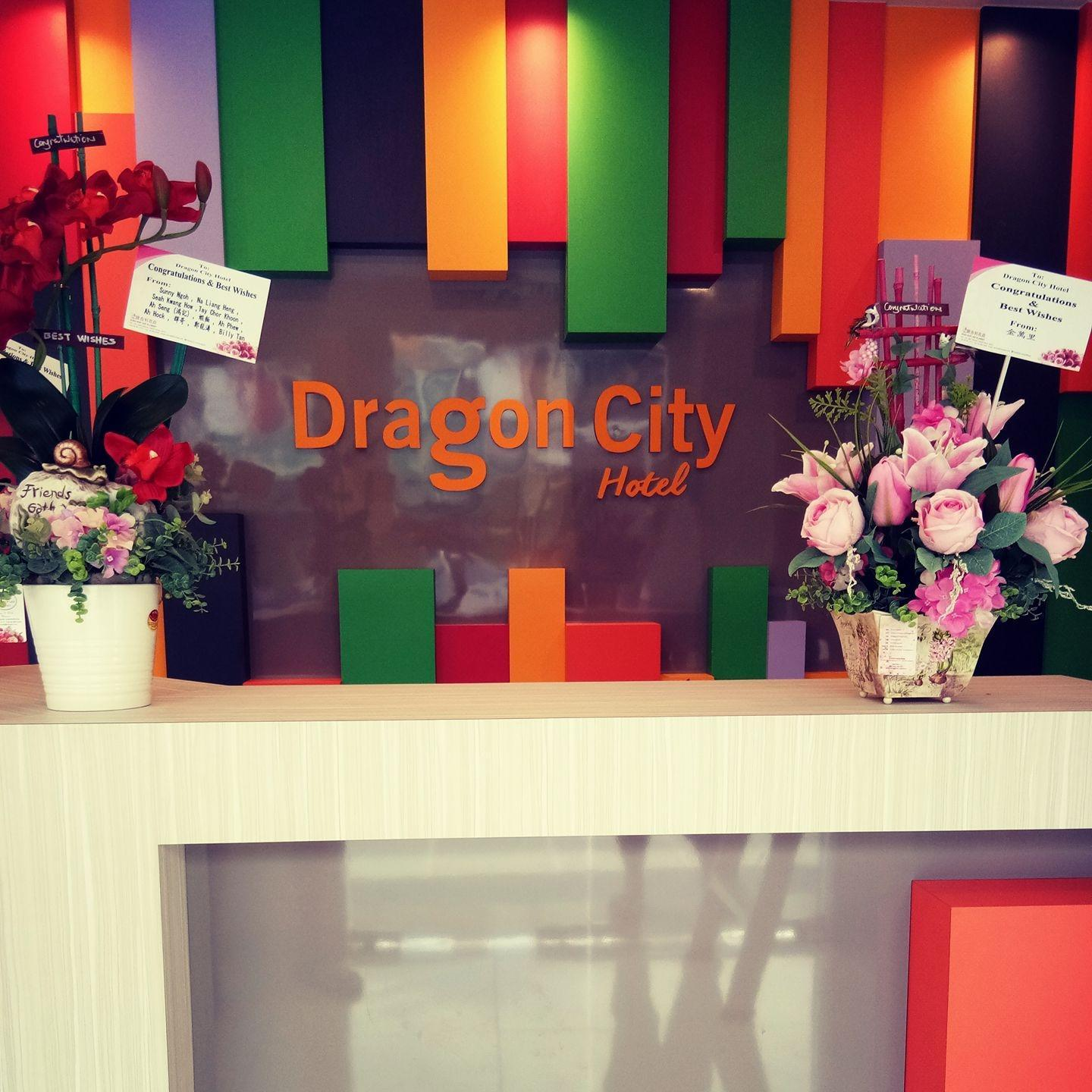 Dragon City Hotel, Muar