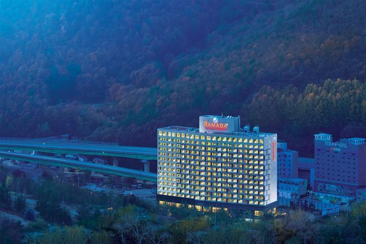 Ramada encore hotel jeongseon, Jeongseon