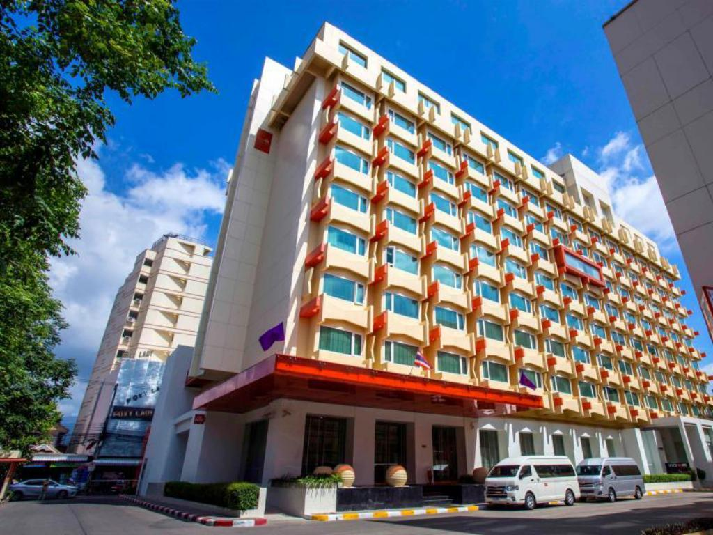 デュシット D2 ホテル1