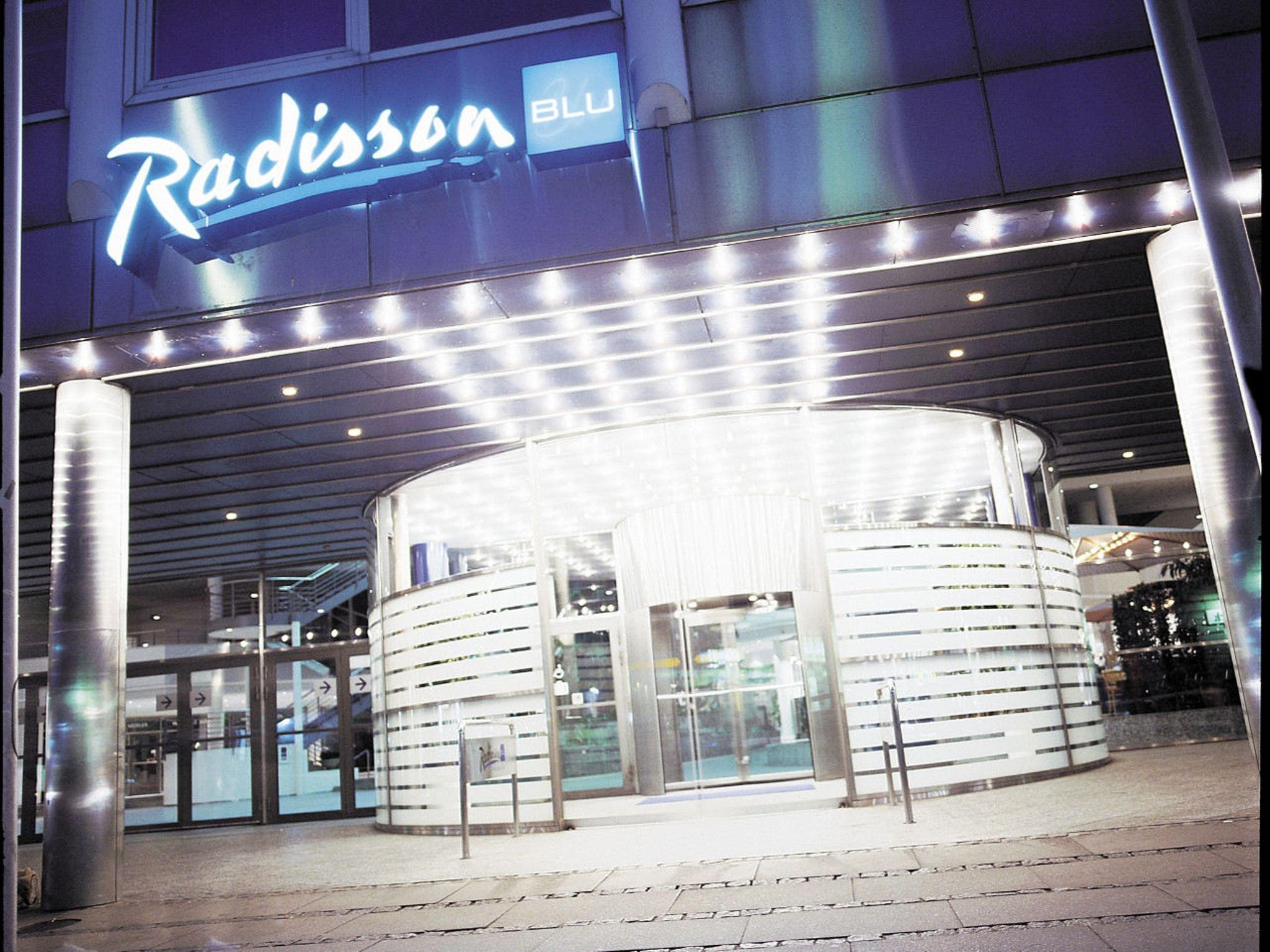 Radisson Blu Falconer Hotel And Conference Center, Frederiksberg