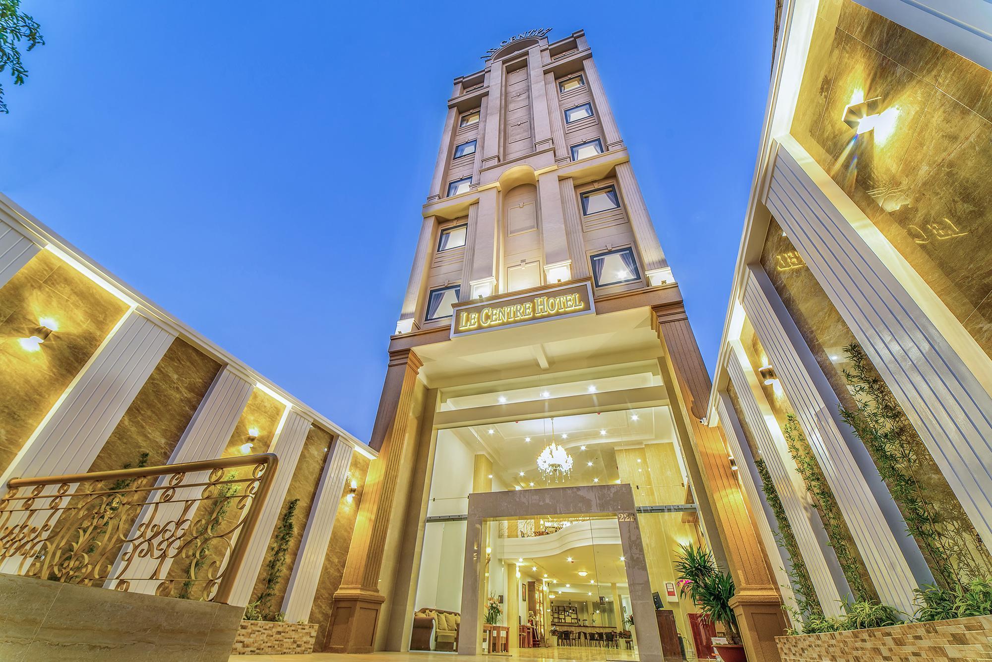 Le Centre Hotel, Pleiku