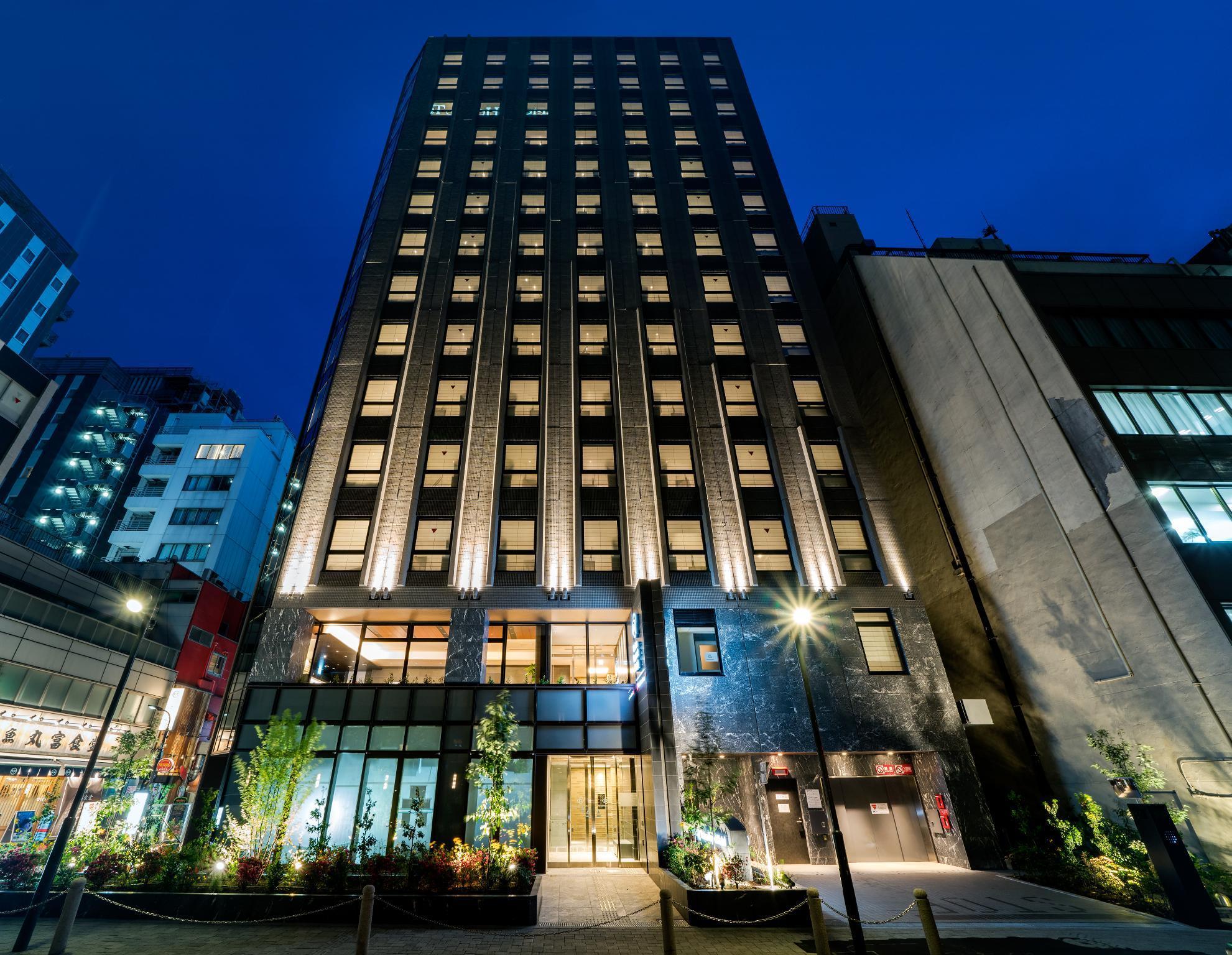Daiwa Roynet Hotel Shimbashi, Chiyoda