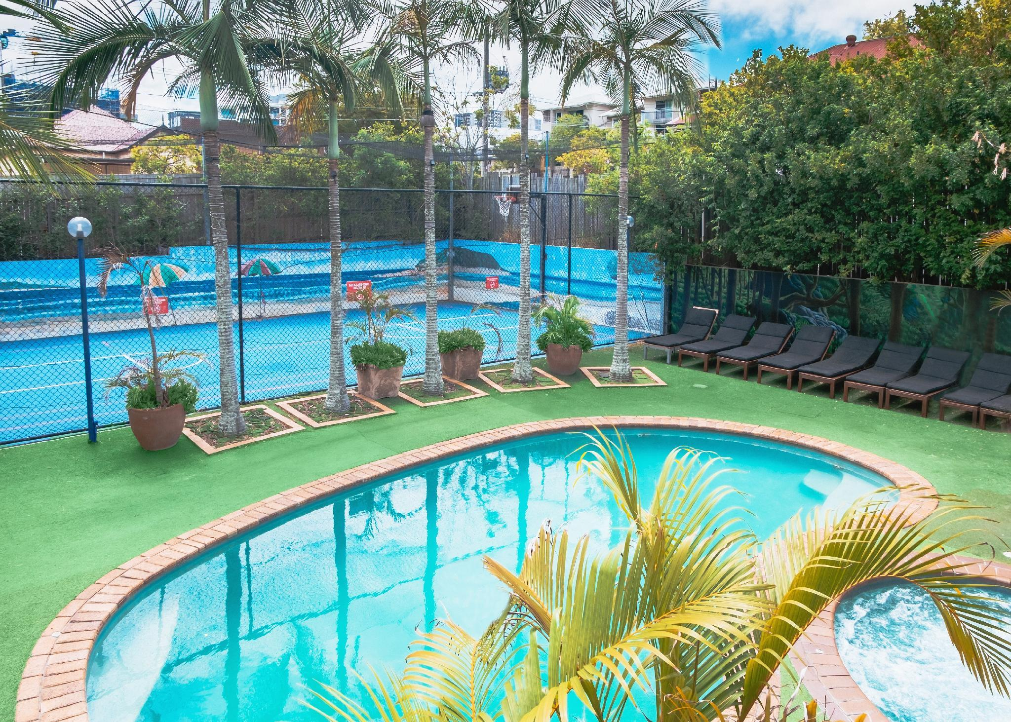 Brisbane Backpackers Resort, West End