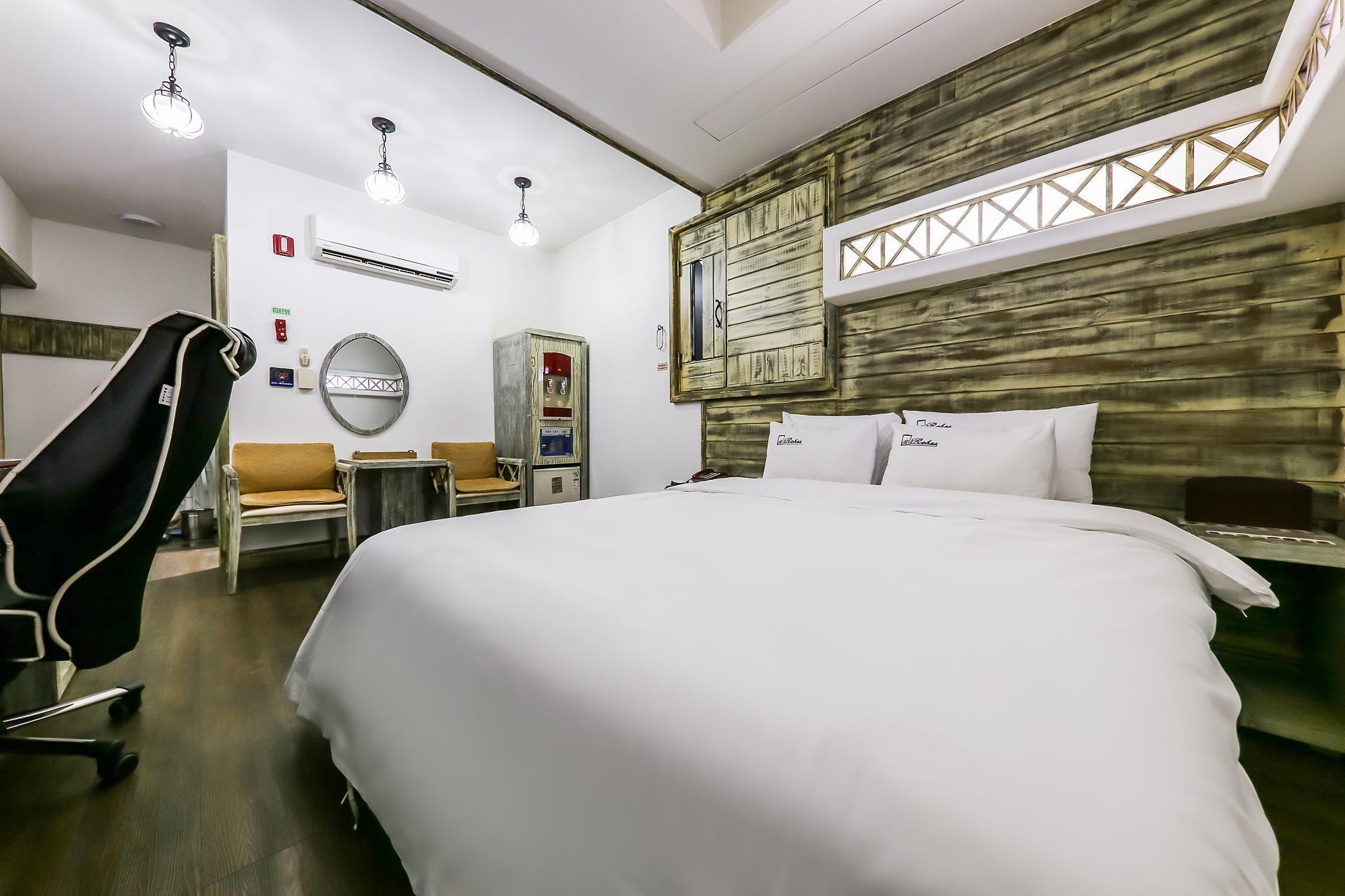 Sintanjin Rohas Motel, Cheongwon