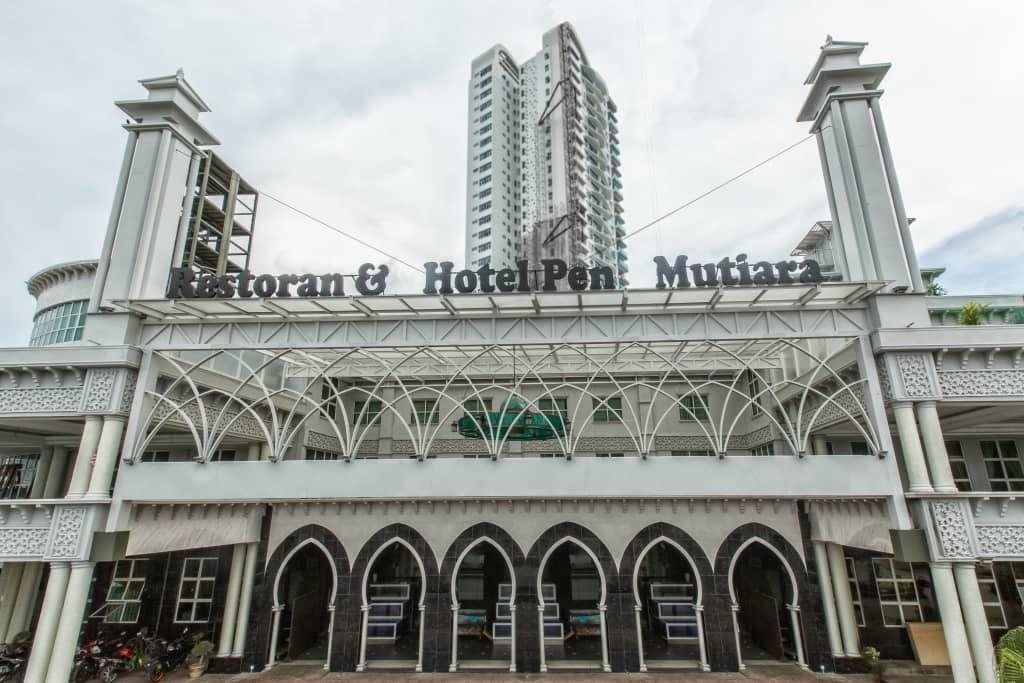Hotel Pen Mutiara, Barat Daya