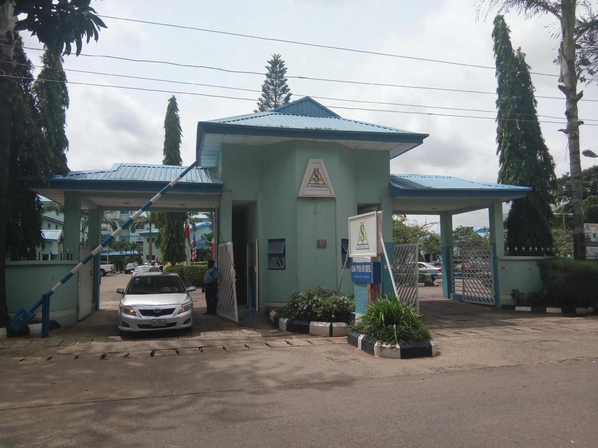 Asaa Pyramid Hotel, Kaduna South