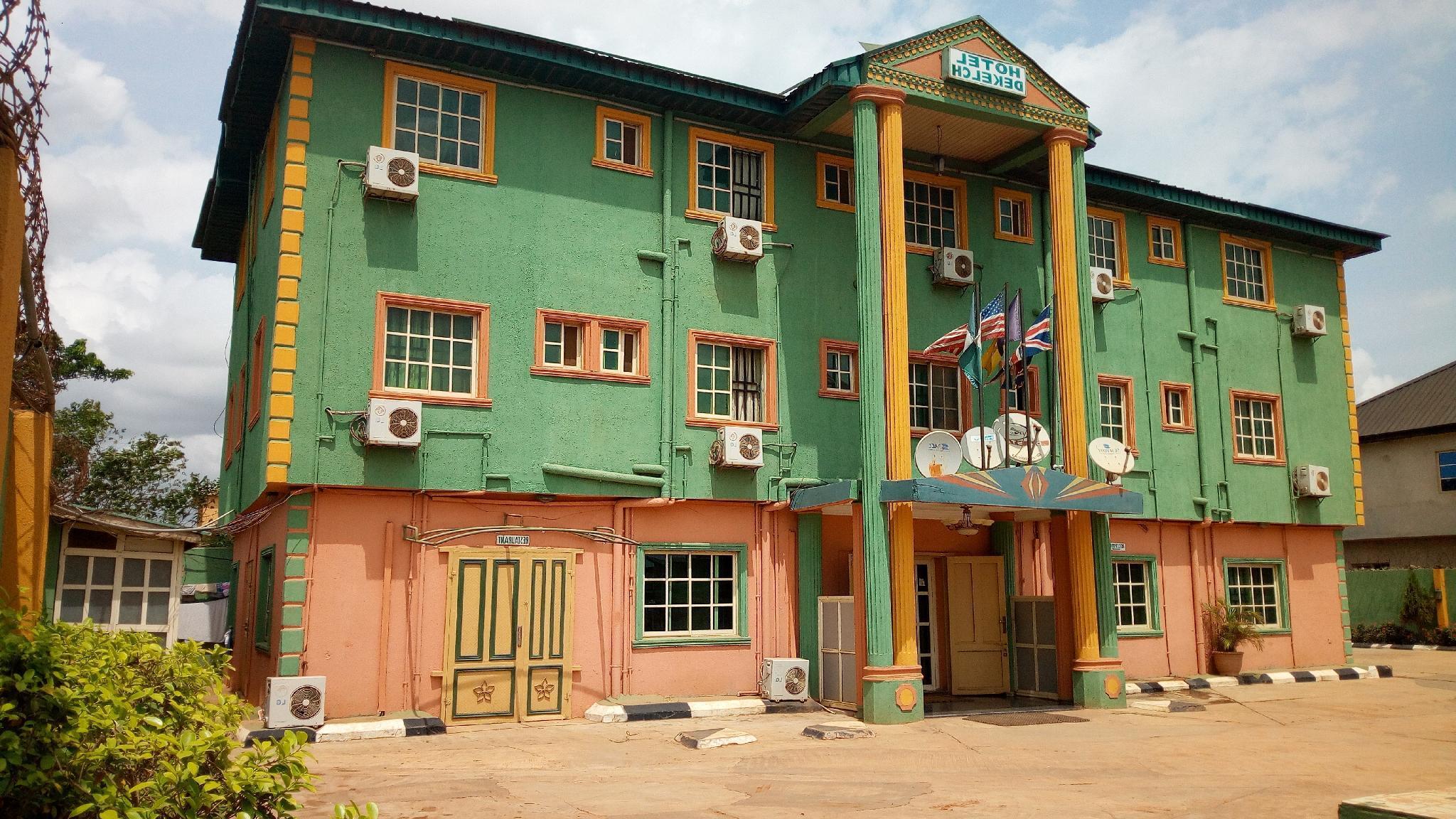 Hotel Dekelch Limited, AdoOdo/Ota