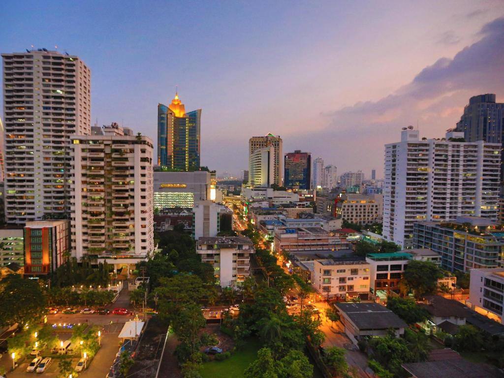 Grand Mercure Bangkok Asoke Residence13