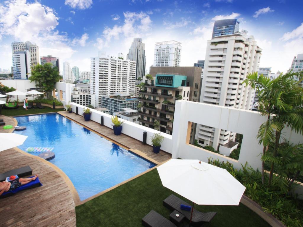 Grand Mercure Bangkok Asoke Residence20