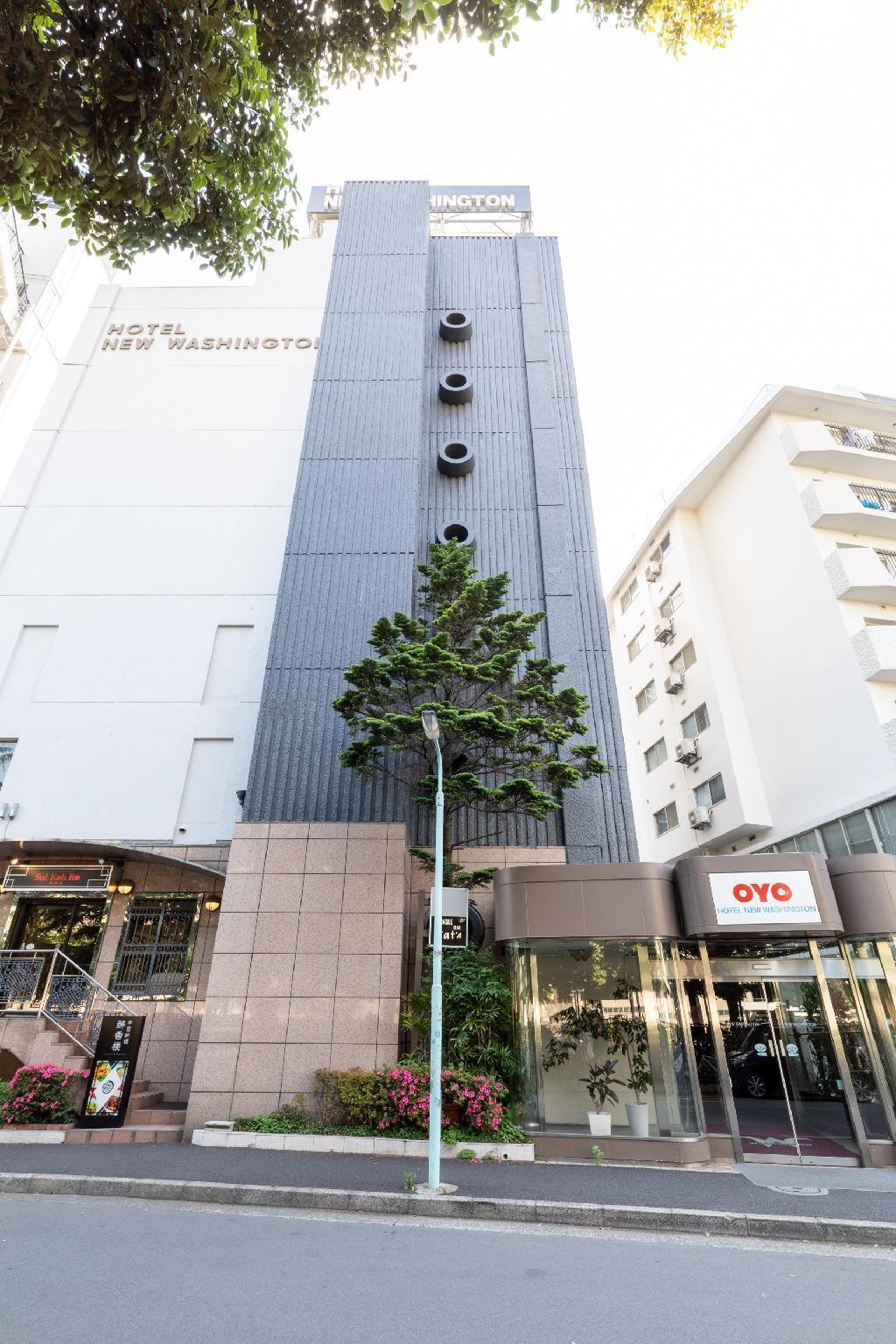 OYO  471 Hotel New Washington, Shibuya