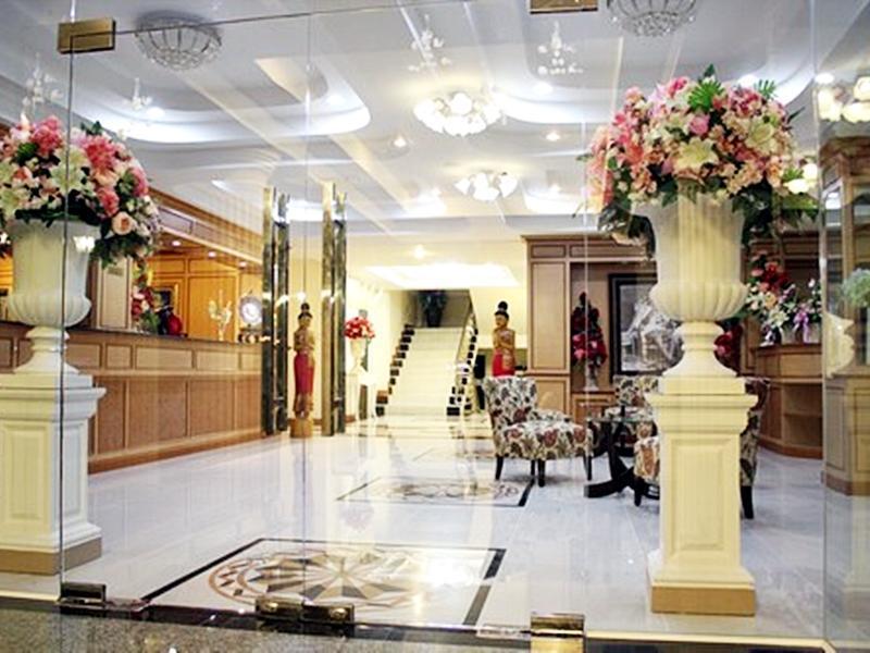 Siamtara Palace Hotel, Muang Maha Sarakam