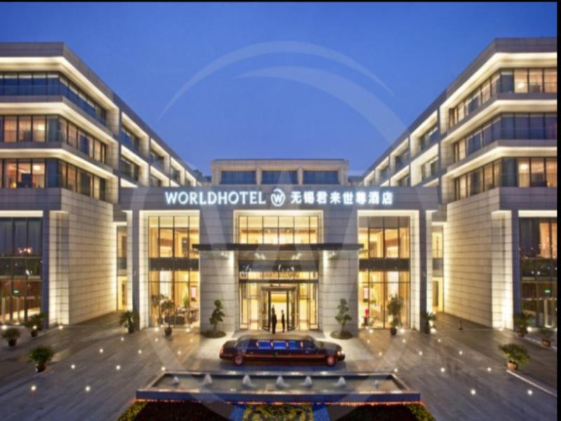 Worldhotel Grand Juna Hotel, Wuxi