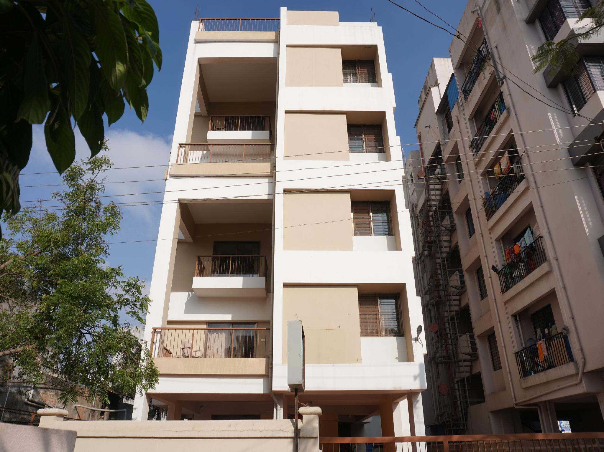 OYO 26151 House Khas Pranaam Apartment, Kolhapur