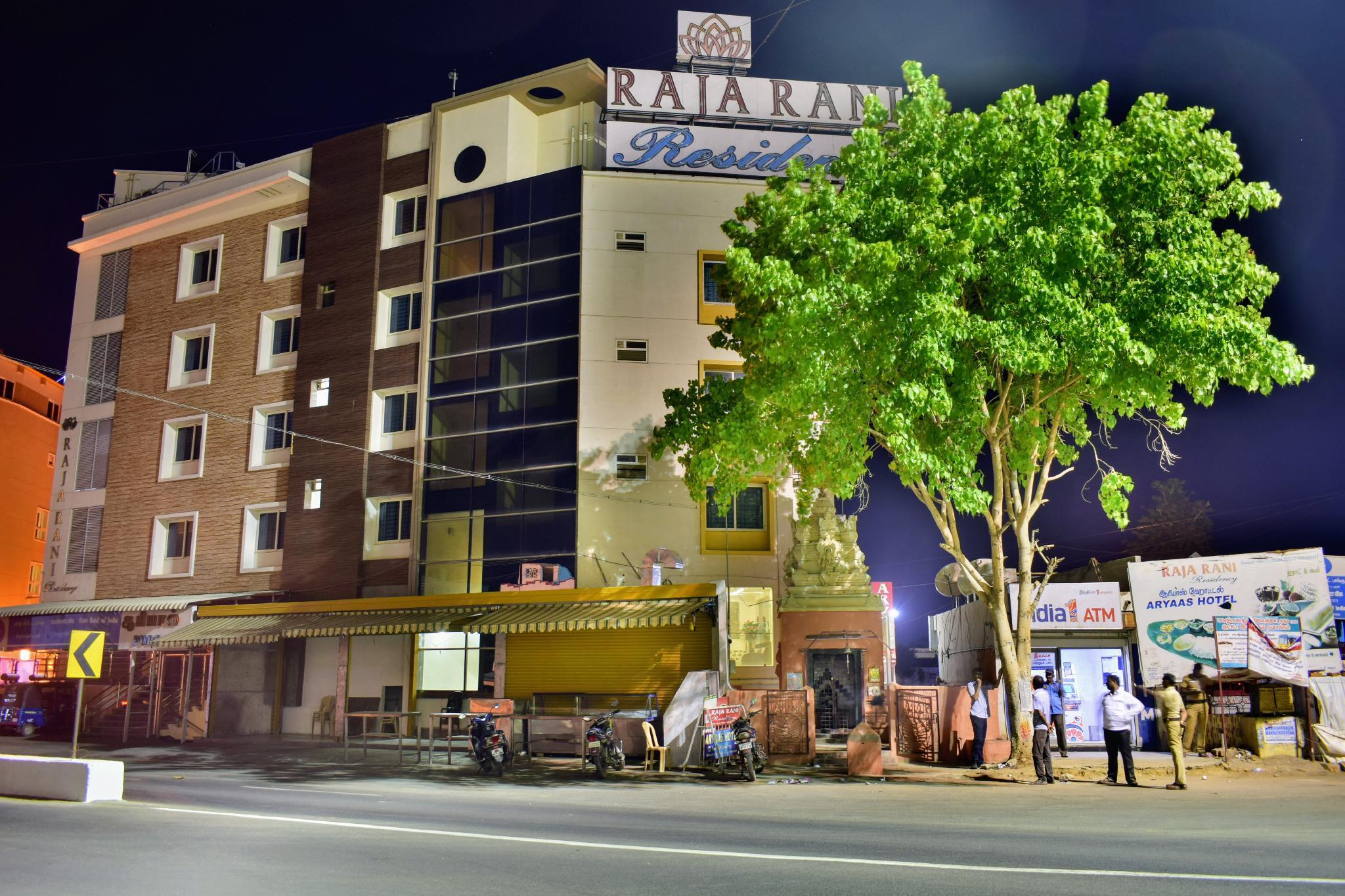 Hotel Raja Rani Residency, Vellore