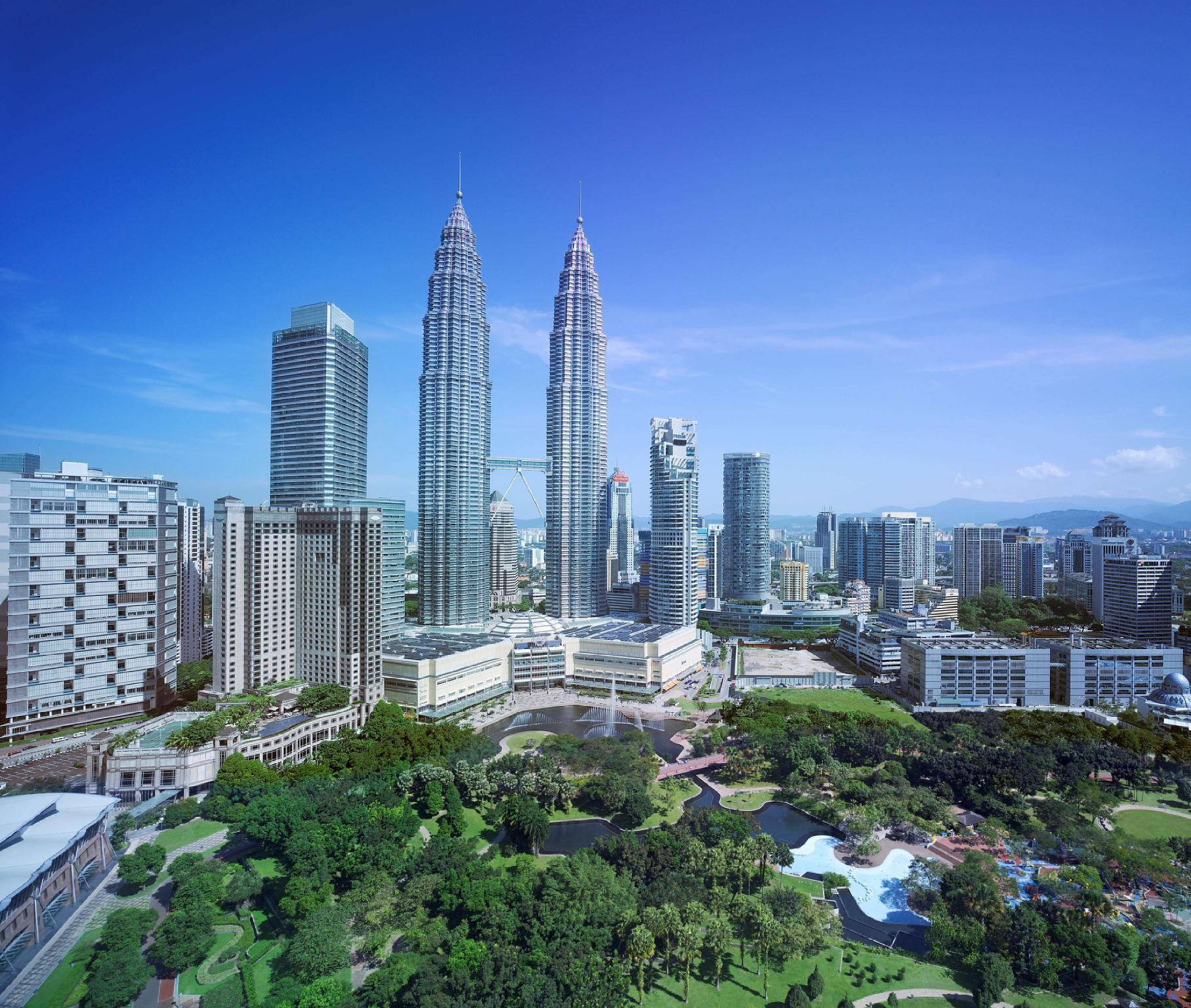 Traders Hotel by Shangri-La, Kuala Lumpur