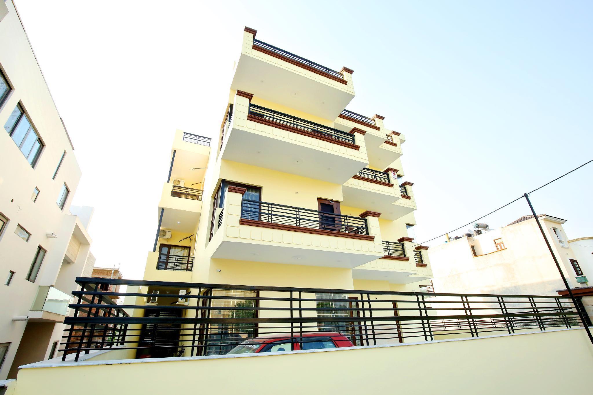 OYO 38009 The Sai Villa, Panchkula