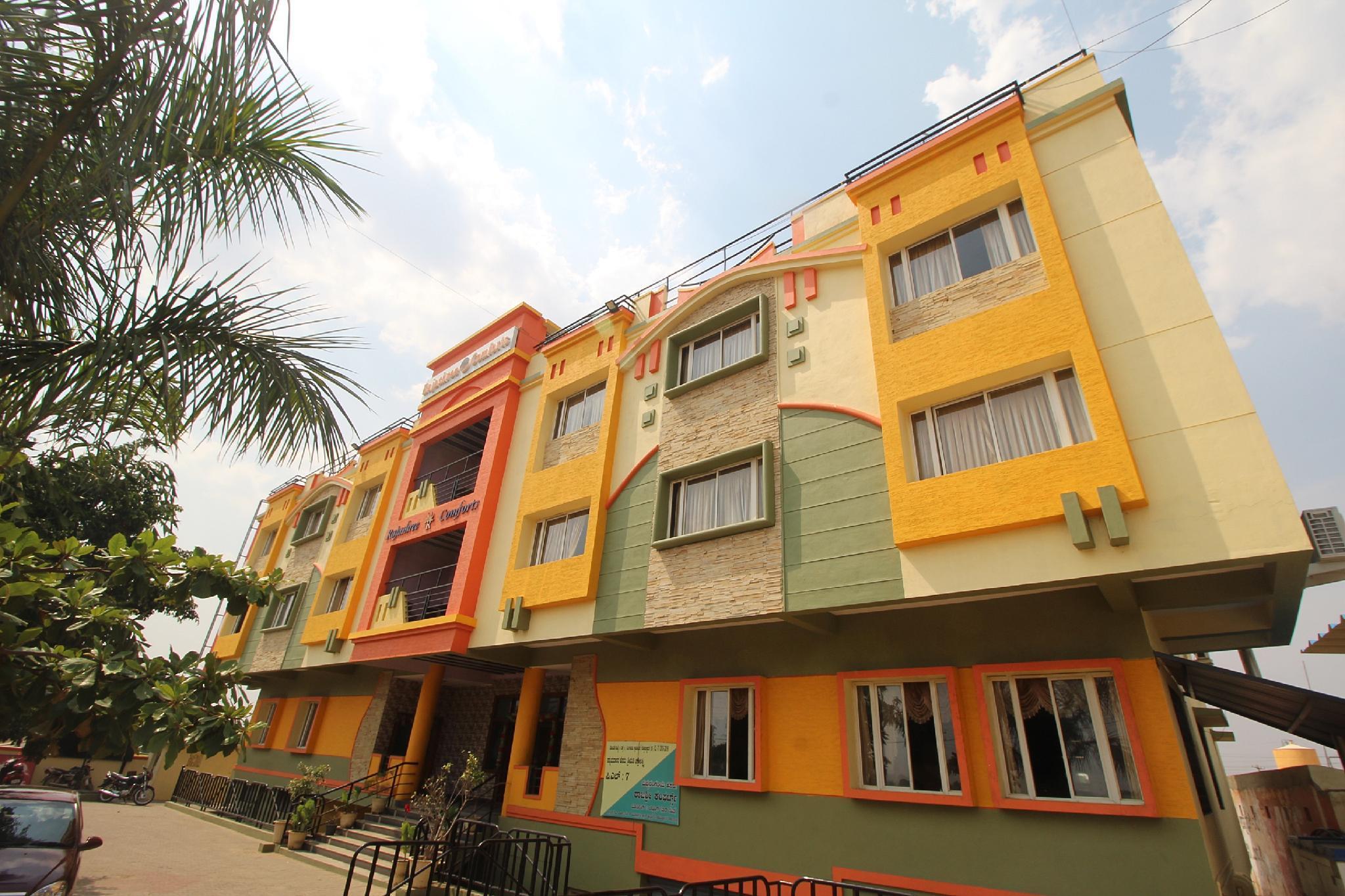 OYO 36976 Hotel Rajashree Comforts, Bangalore Rural